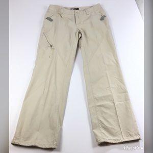 Eddie Bauer Sport 8 Athletic Pants Bungee Hem